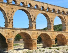 Excursion to Uzès, to the Pont du Gard and Avignon